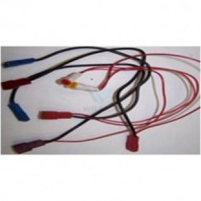 Комплект индикаторов с проводами (питание и нагрев)