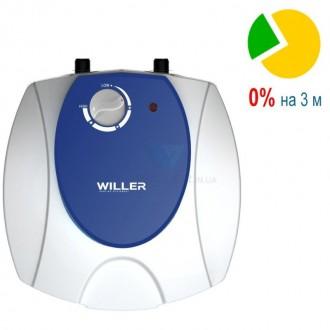 В рассрочку 0% Willer PU 6 R optima mini
